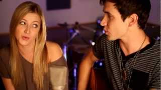 Boys Like Girls / Taylor Swift - Two Is Better Than One (Cover by Julia Sheer & Corey Gray)