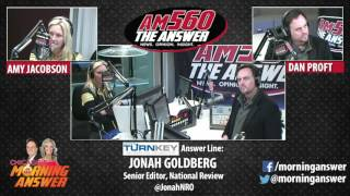 Chicago's Morning Answer - Jonah Goldberg - December 7, 2016