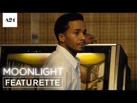 Video trailer för Moonlight | Music of Moonlight | Official Featurette HD | A24