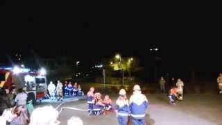 preview picture of video 'Übung der Jugendfeuerwehr Schmölln am 01.12.2013'