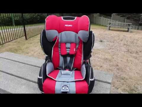 Recaro Performance Car Seat Review (Best Buy Canada)