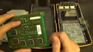 TSP #74   Teardown, Repair And Experiments With The Fluke 43B Power Quality Analyzer