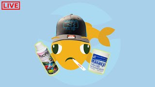 Why are Sick Fish so hard to medicate? [Live Stream] by Aquarium Co-Op