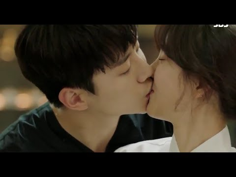 "Lee Junho ""Stop Working & Have Fun With Me~"" [WOL Ep 38 (Final)] Junho Kissing Jung Ryeowon"