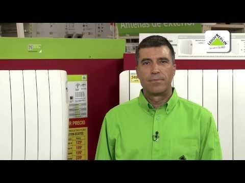 Cómo elegir emisores eléctricos (Leroy Merlin)