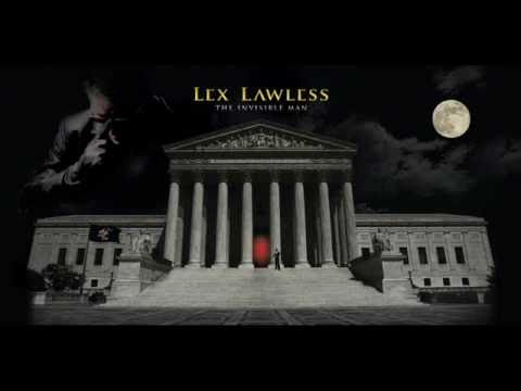 ₤₤ Lex Lawless - The Invisible Man