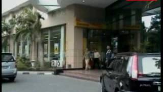 Kota Padang Lumpuh Akibat Gempa