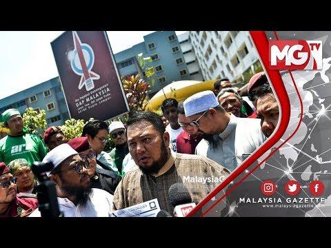 TERKINI : Jangan Biadap! Menteri Sila Letak Jawatan! - PAS Selangor
