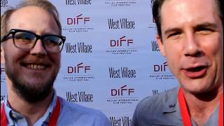 "2018 DALLAS FILM FESTIVAL Interview with Blaine Rowan & Chris Gardner about ""Happy Chemistry"""