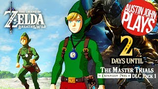 What Tingle's Outfit Does in Breath of the Wild - DLC Pack 1 | Austin John Plays