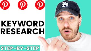 How To Do Pinterest Keyword Research - Find The Best Search Terms To Rank #1! (Step-By-Step)