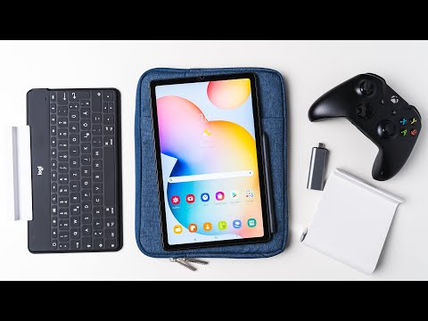 External Review Video 8tH30hrnpE8 for Samsung Galaxy Tab S6 Lite Tablet