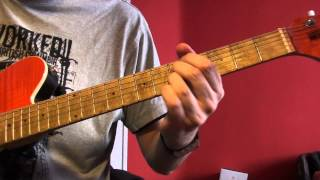 ACCEPT - Heaven Is Hell Guitar Cover