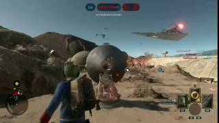 Defeating Bossk