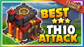 Best Th10 Attack Strategy 2020 Attack at Next New Now Vblog