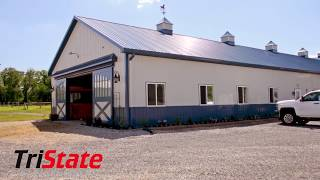 TriState Barn Builders - Pennsylvania & Maryland Horse Barns