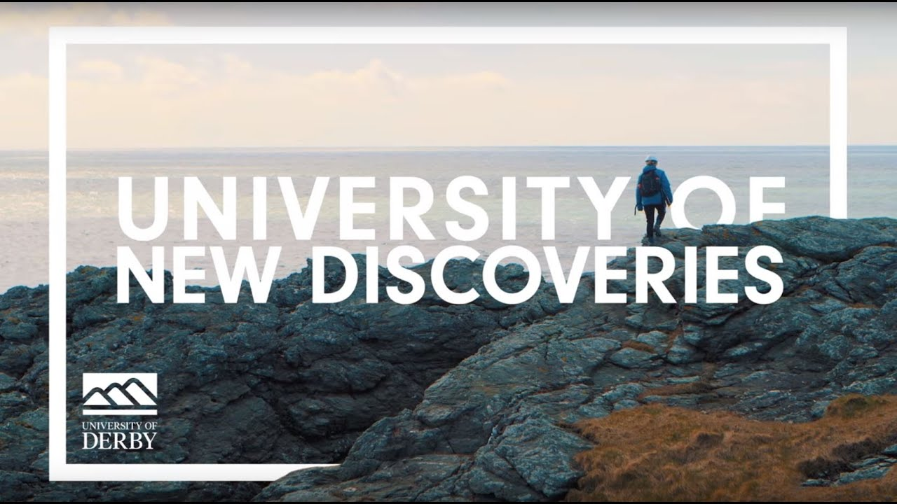 Find out about our Geology courses at the University of Derby