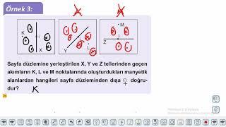 Eğitim Vadisi 11.Sınıf Fizik 20.Föy Elektrik ve Manyetizma 1 Konu Anlatım Videoları