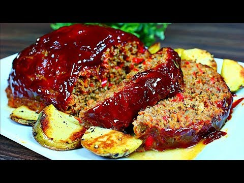 Healthy Delicious Meatloaf Recipe – How to make Healthy Meatloaf