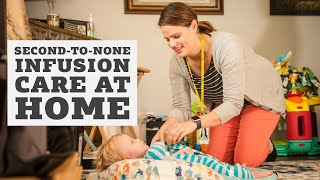 Infusion Therapy at Home: The PHS Difference