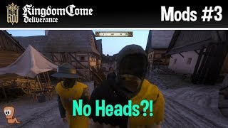 Kingdom Come Deliverance - Mods 3 - How to fix texture popping and other graphics glitches