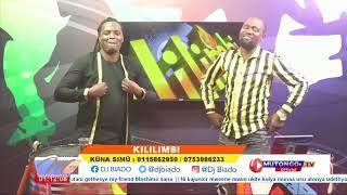 KILILIMBI LIVE WINAKE DJ BIADO NA ALPHONCE KIOKO (maima )