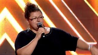 Александрина Макенджиева   X Factor кастинг (15.09.2015)