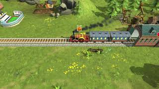 VideoImage1 Train Valley