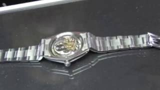 Service Réparation Rolex 6694 Precision Oyster Mickey dial watch ** Time-perfect.com **