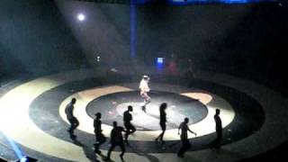 Britney Spears Circus Tour - Baby One More Time...(dance)