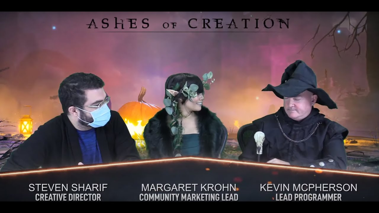Nuovi dettagli sulle Cavalcature di Ashes of Creation forniti nell'ultimo Stream