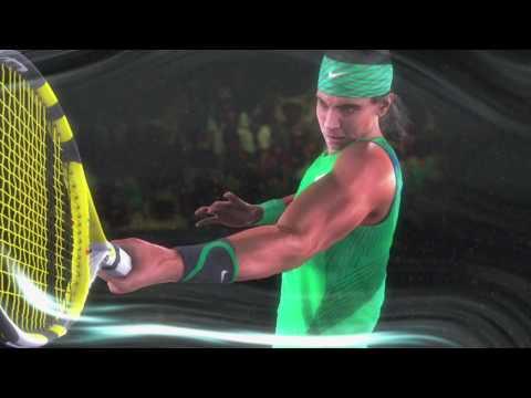 Видео № 0 из игры Virtua Tennis 2009 [PS3]