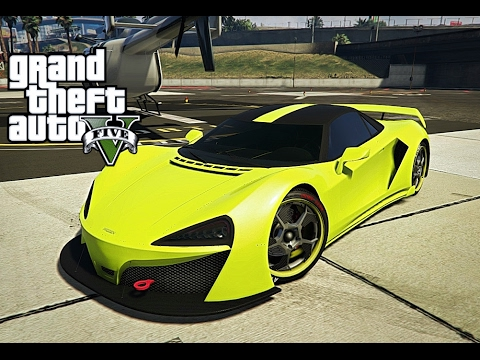 "*NEW* GTA 5 Online Modded Crew Color!!! ""VOLT"""