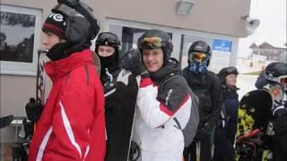 St Mungo's High School - Ski Trip Austria 2013