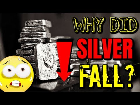 Why did Silvers Price Drop? When will Prices start rising again?