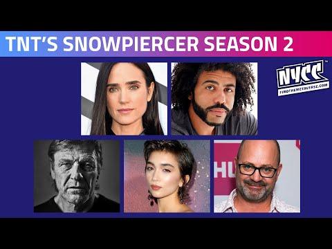 TNT's Snowpiercer Season 2 First Look