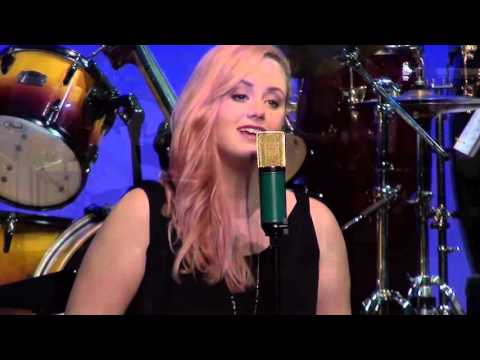 One of my favorite cover songs to sing - Up to the Mountain by Patty Griffin! (Back when I had pink hair!)