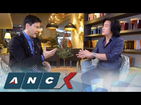 [ABS-CBN]  Kenneth Cobonpue's talks about imitators | LSS The Martin Nievera Show
