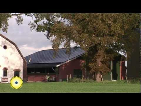 Pfixx Solar Boerderij met zonnepanelen