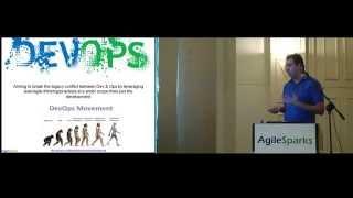 Agile Israel 2014: Yuval Yeret talks about DevOps