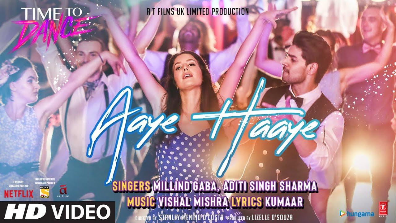 Aaye Haaye Lyrics in hindi