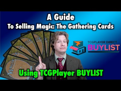 MTG – A Guide To Selling Magic: The Gathering Cards Using TCGPlayer BUYLIST