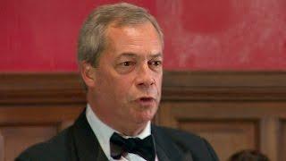 EU Debate | Nigel Farage MEP | Opposition