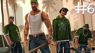 Grand Theft Auto: San Andreas ПРОХОЖДЕНИЕ #6