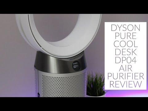 Dyson Pure Cool DP04 Desk Fan Air Purifier Review | Henry Reviews