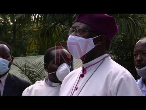 OKUYOOYOOTA NAMUGONGO: Ab'ekkanisa ya uganda beetaaga obuwumbi 58