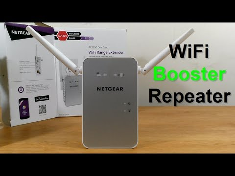 Netgear AC1200 WiFi range exTender Setup – Wifi Repeater Setup/review – wifi exTender gaming fps
