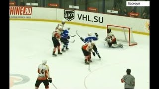 «Динамо Алтай» обыграл прокопьевсого «Шахтера» на первенстве Студенческой хоккейной лиги