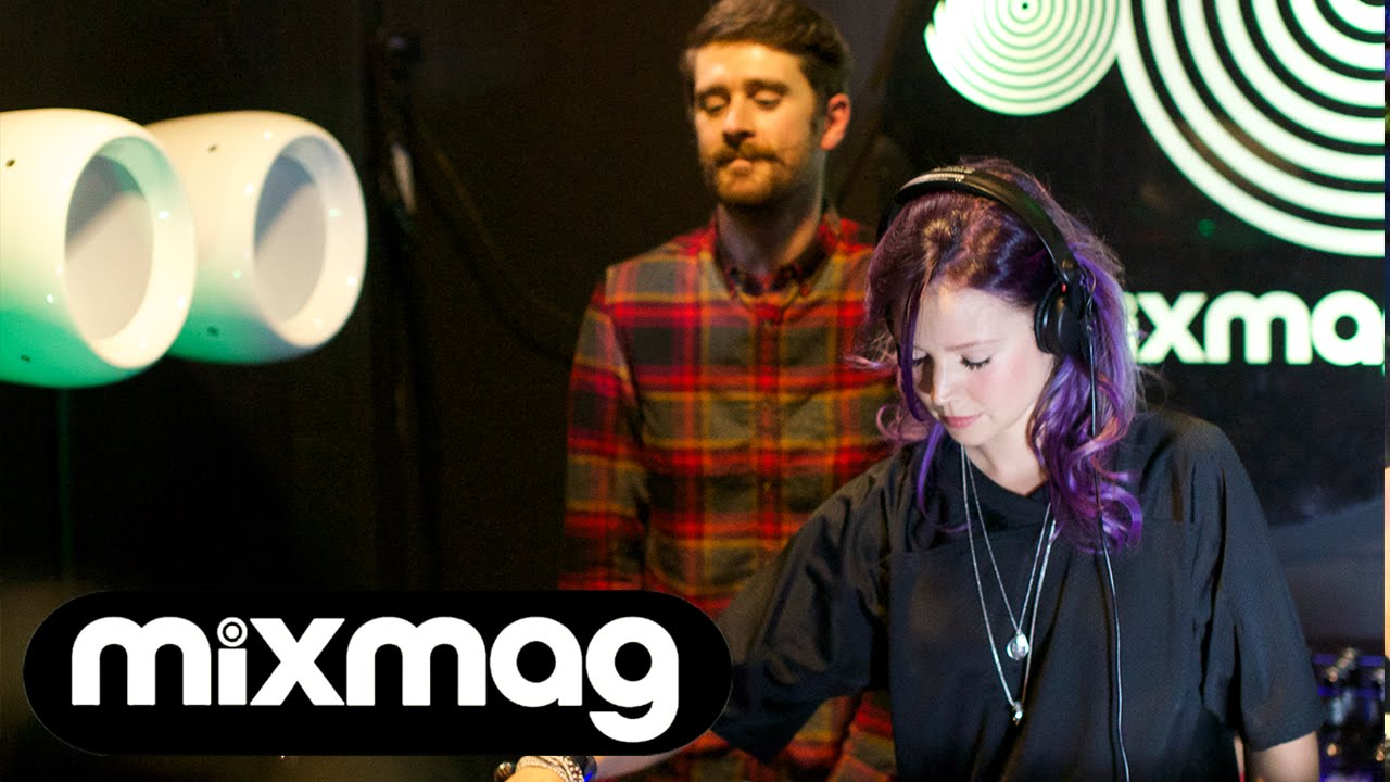 B.Traits & Friend Within - Live @ Mixmag Lab LDN 2015