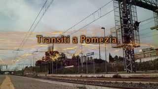 preview picture of video 'Treni in transito a Pomezia, il 7 Maggio 2014!'